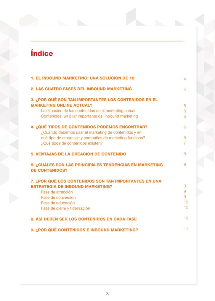 P3 - El papel de los contenidos en el inbound marketing