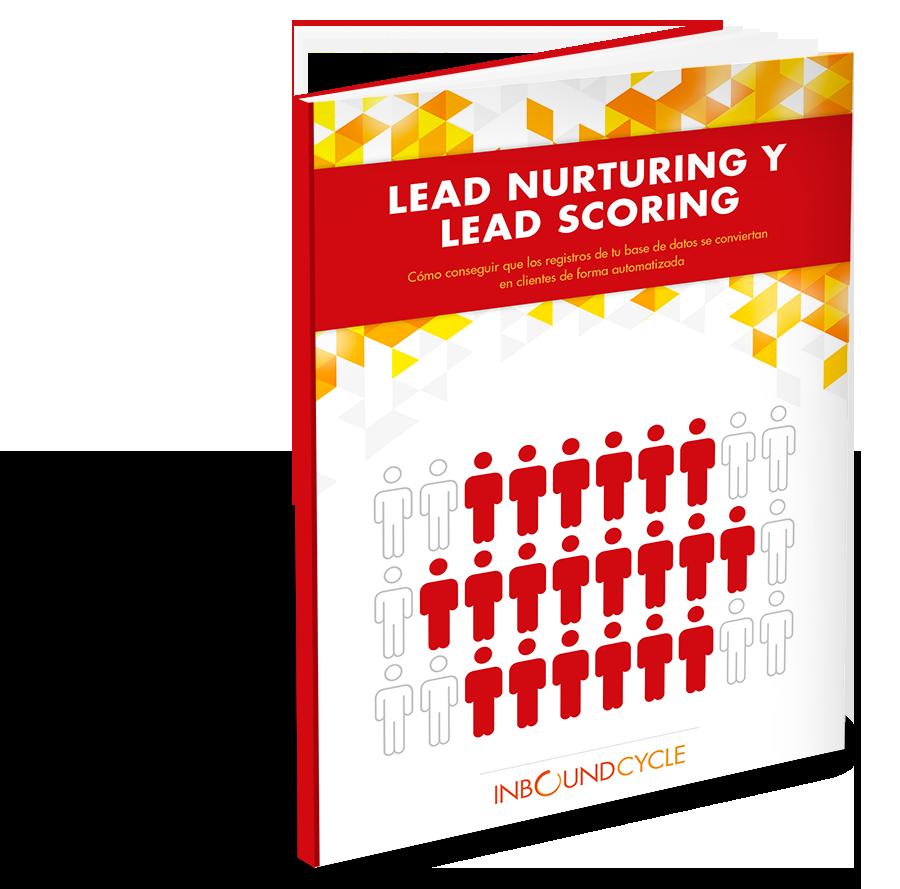 ebook lead nurturing y lead scoring