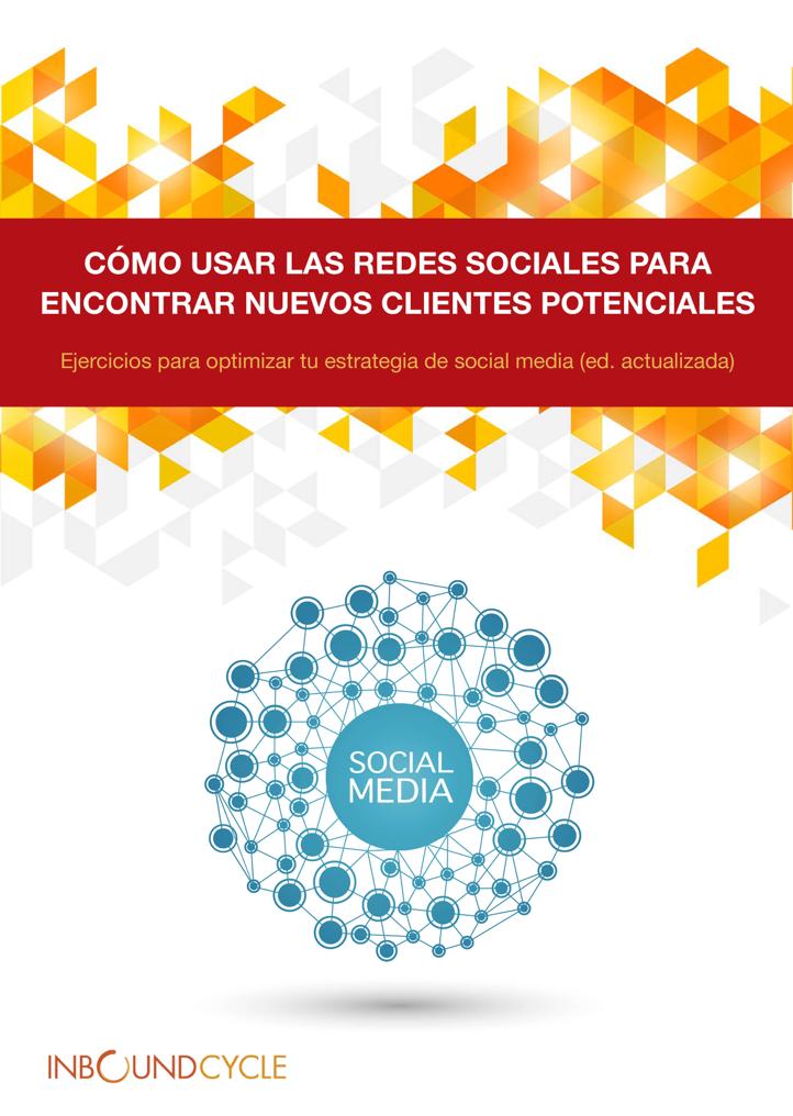 P1 - Ebook redes sociales para encontrar clientes potenciales