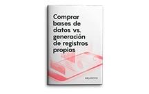 ebook comprar bbdd vs generacion registros inbound