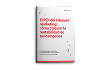 ebook ROI inbound marketing