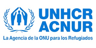 logotipo ACNUR