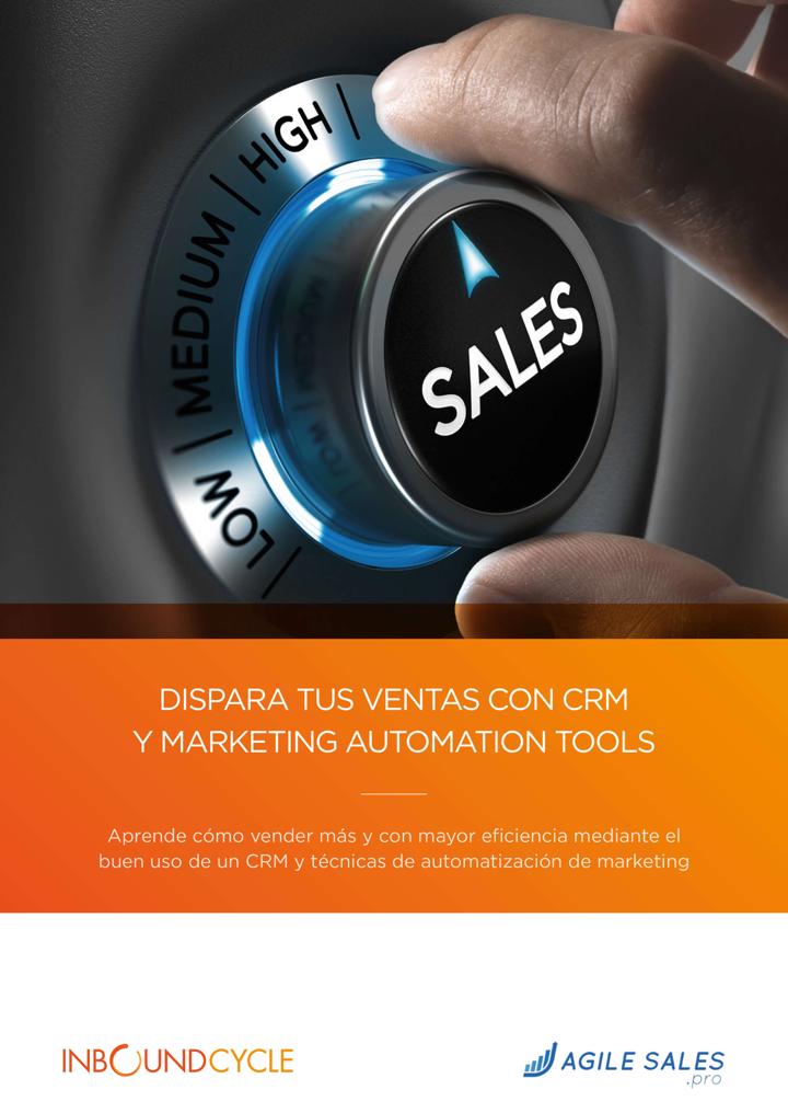 P1 - Ebook Dispara tus ventas con CRM y marketing automation tools