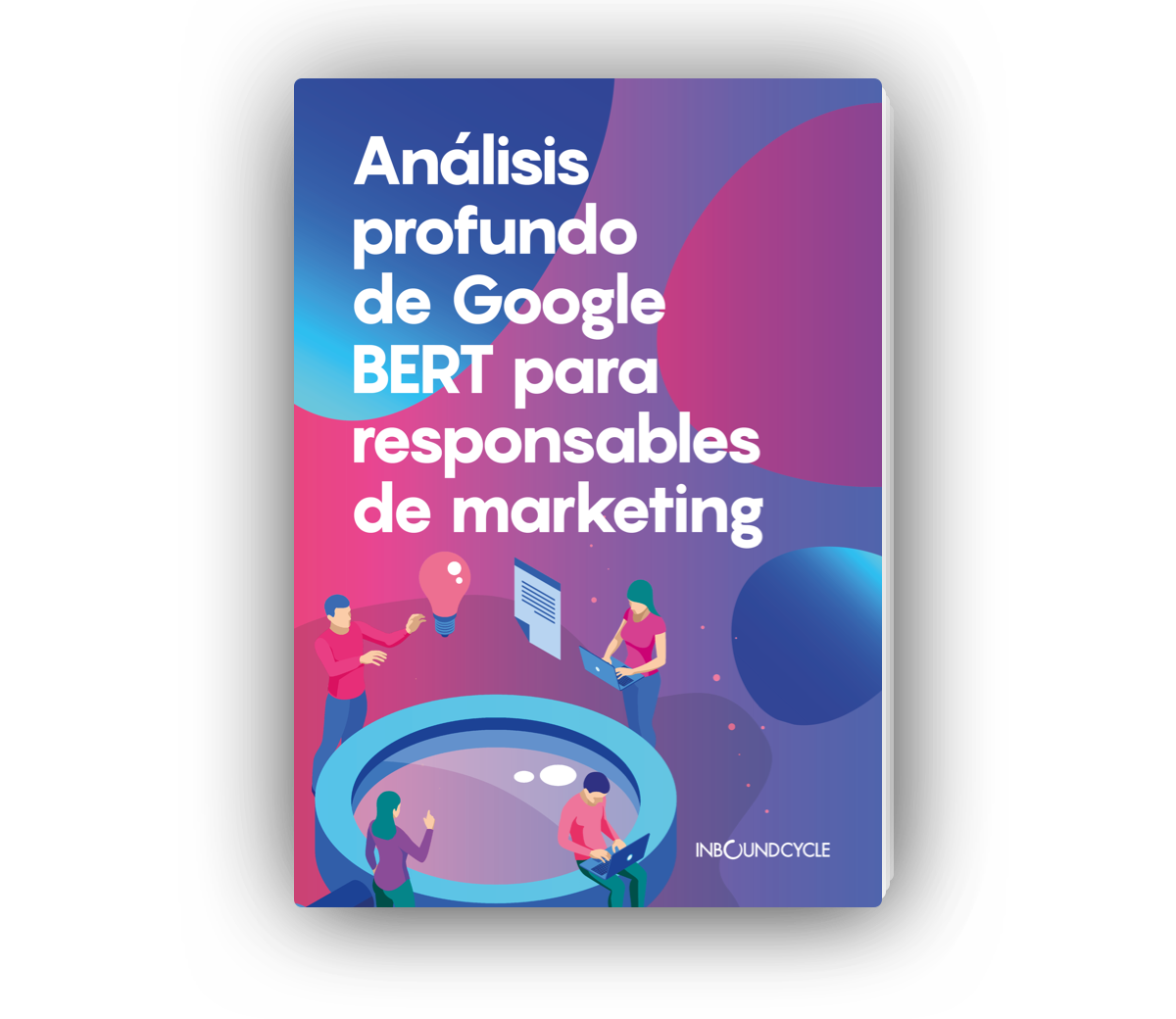 Portada - Email -  Google BERT para responsables de marketing