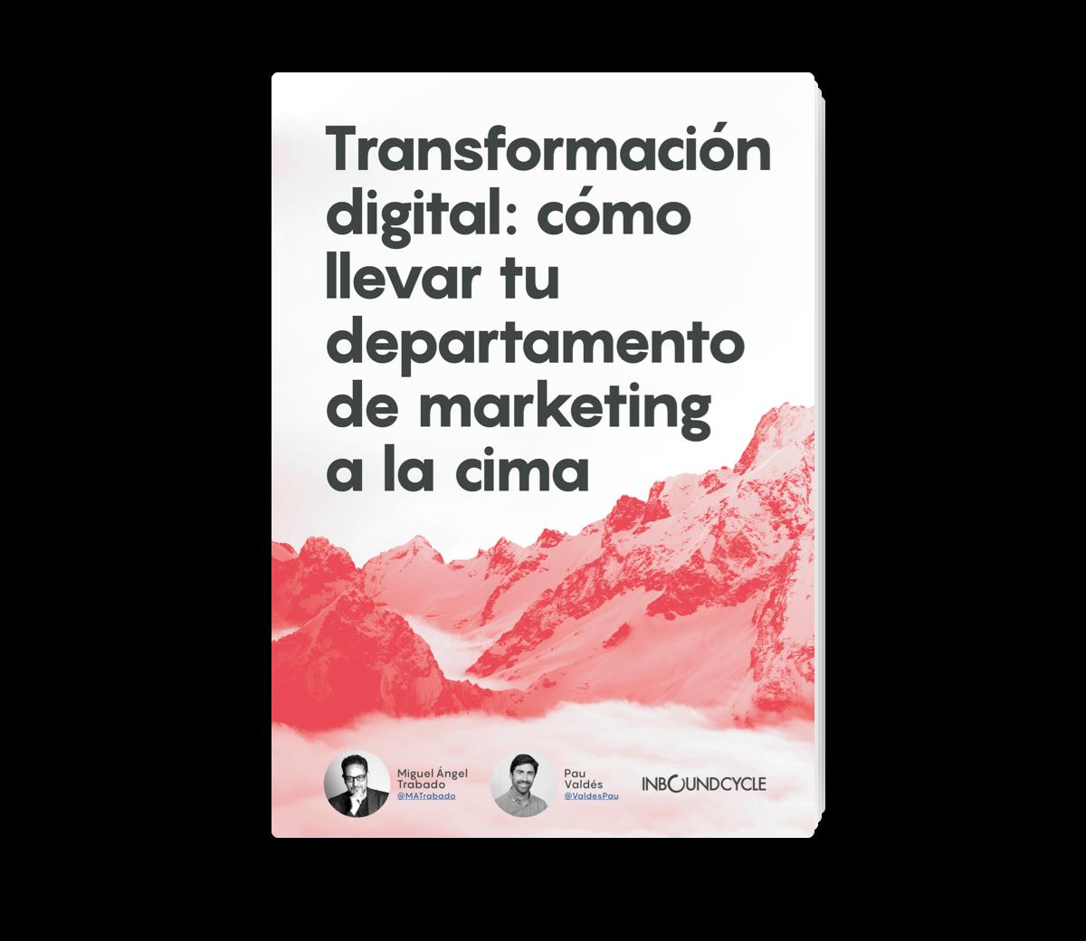 Portada - Email - Transformación digital_ cómo llevar tu departamento de marketing a la cima