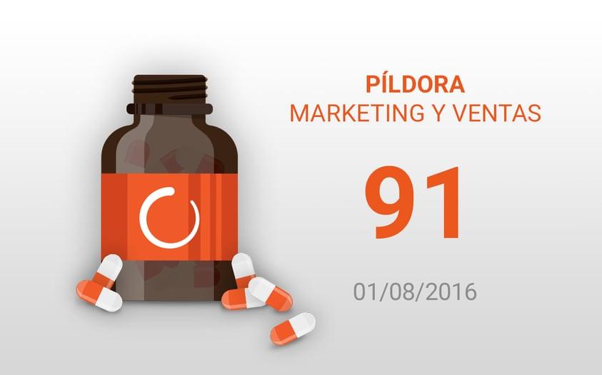 pildora marketing y ventas 91