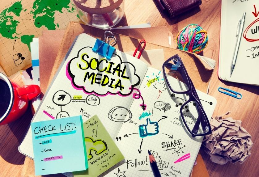 Herramientas para publicaciones en redes sociales