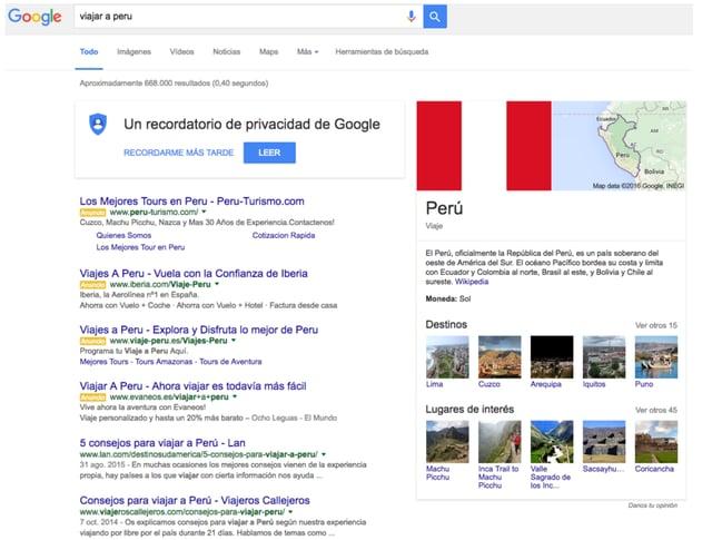 busqueda google ejemplo