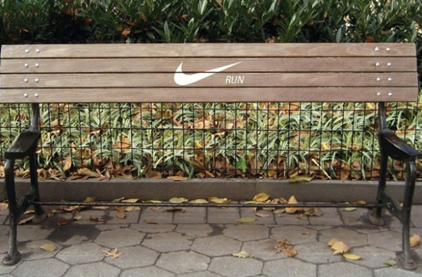 street marketing Nike