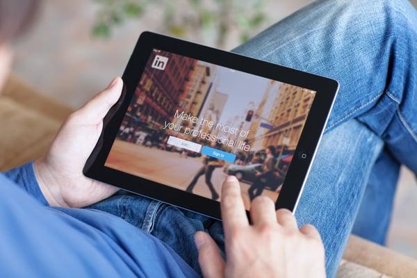 App LinkedIn 1