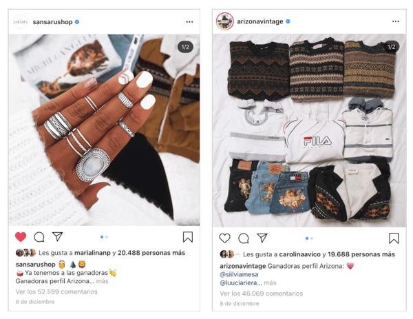mejorar visibilidad instagram - concurso