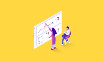 Cuadro de mandos para analizar los resultados de marketing online