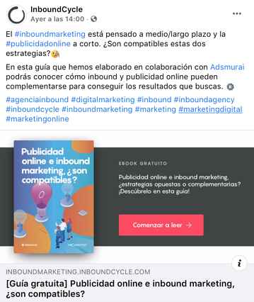 Diferentes estrategias a corto y largo plazo de inbound marketing