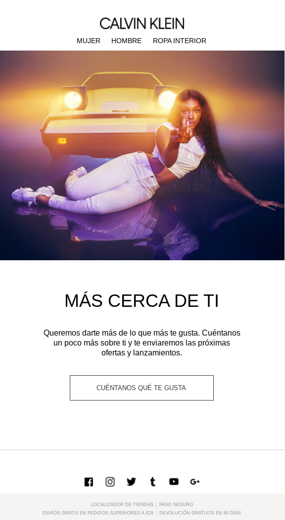 Email-Bienvenida-Calvin Klein 2