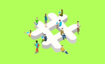 Engagement en redes sociales: cómo crear comunidad usando hashtags