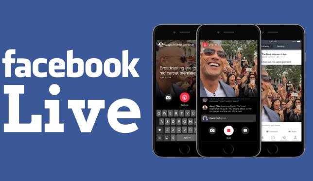 videos en directo facebook