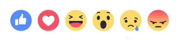 engagement bait facebook reacciones