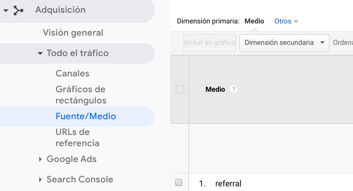 Google Analytics_Fuente_Medio_Medio