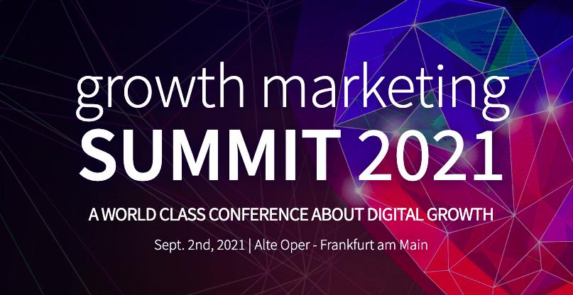 eventos marketing 2021 Growth Marketing Summit