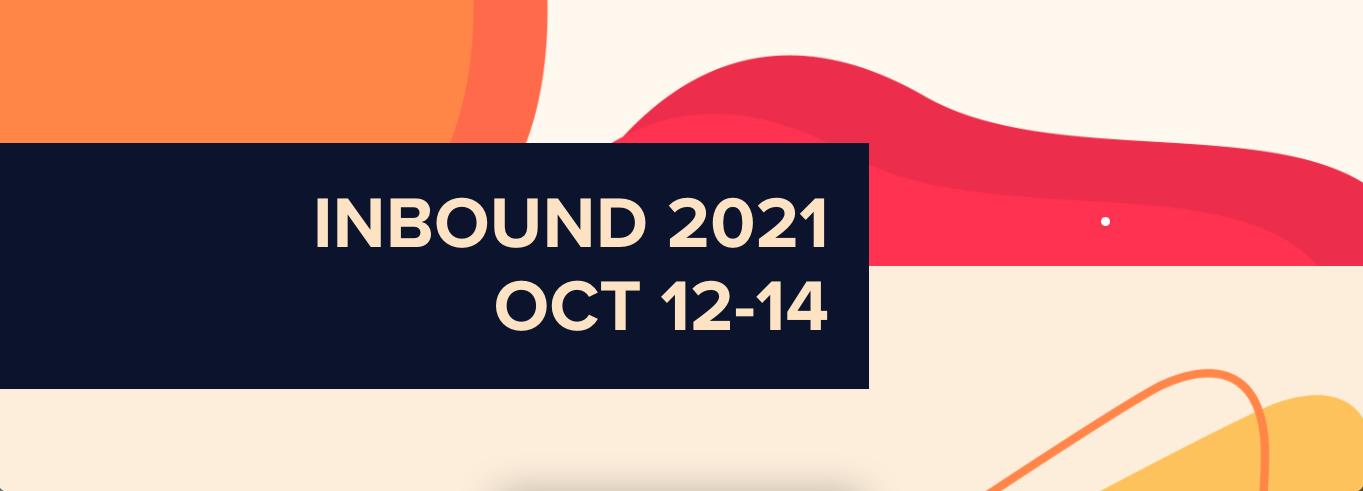 eventos marketing 2021 INBOUND