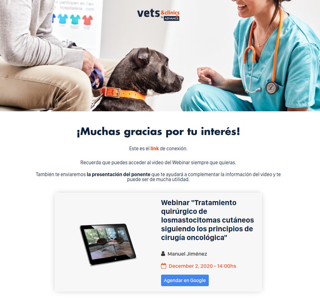 captacion de leads hubspot thank-you page