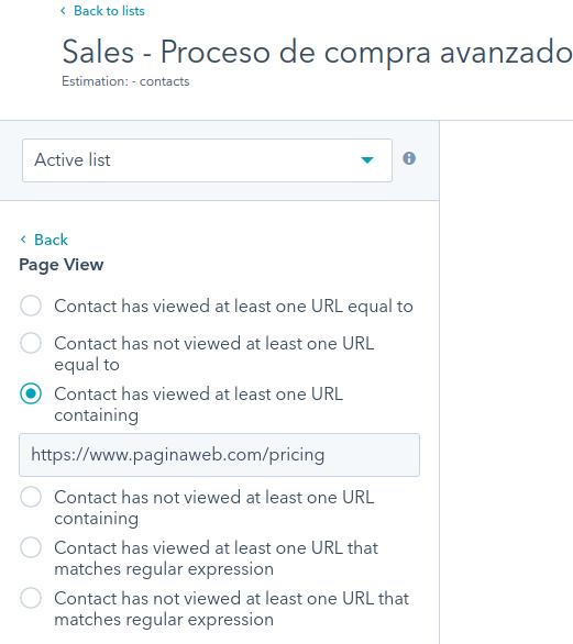 Marketing y ventas automation