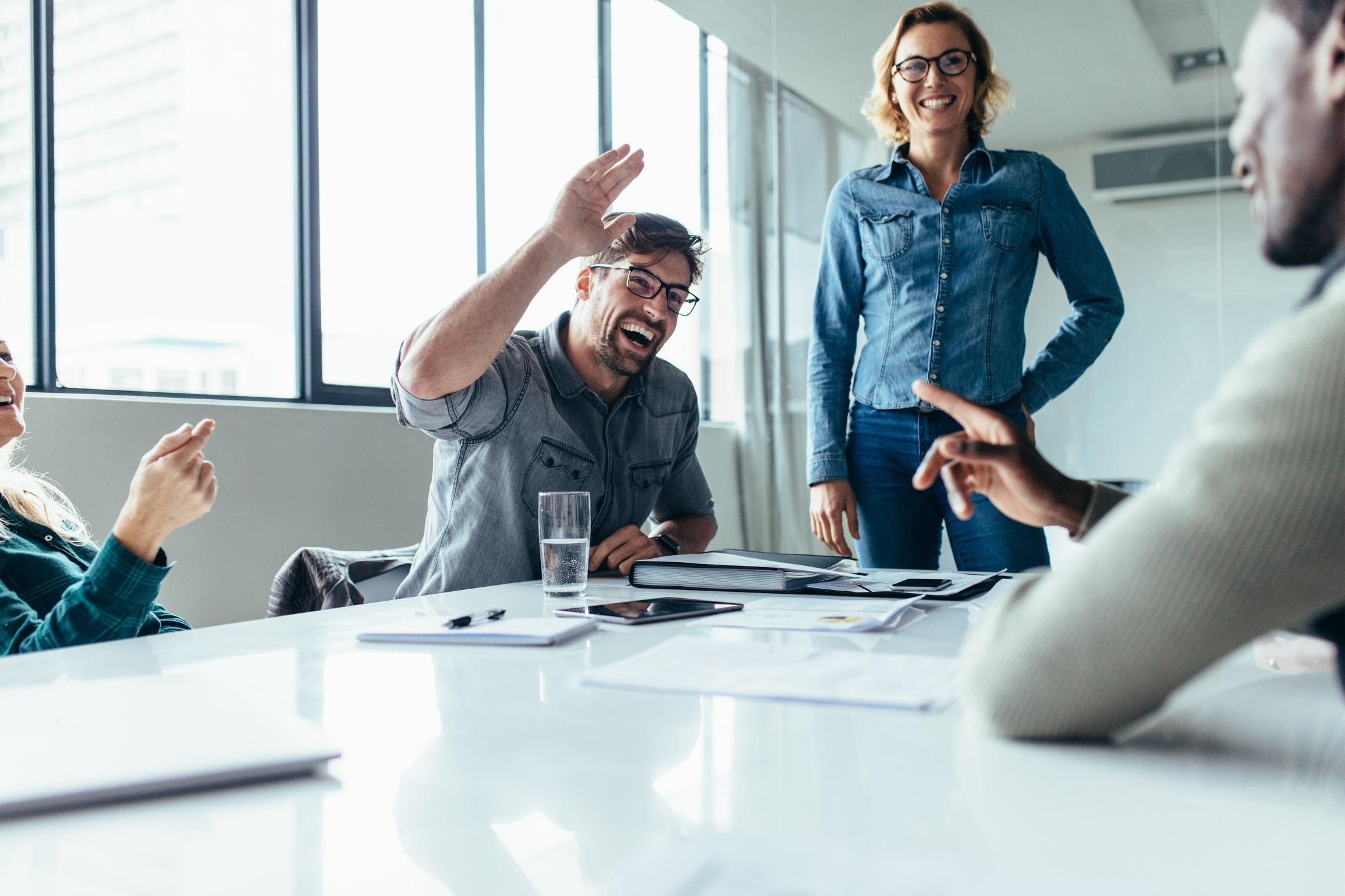 reuniones equipo marketing