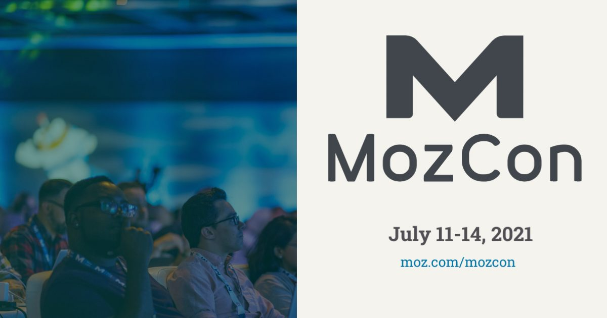 eventos marketing 2021 MozCon