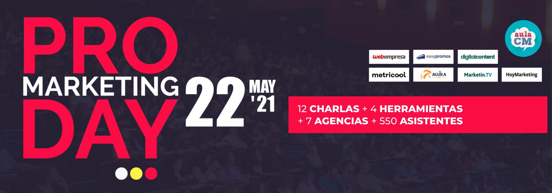 eventos marketing 2021 Pro-Marketing Day
