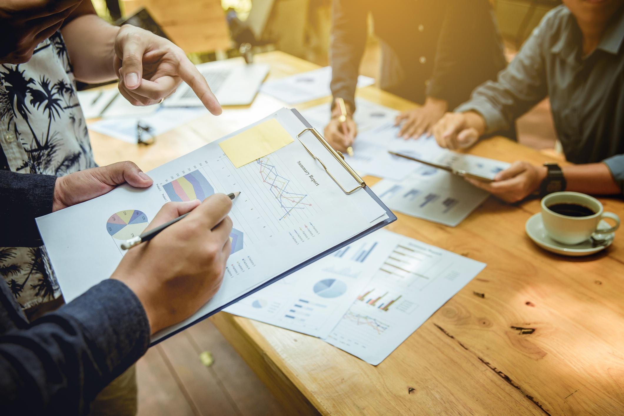Productividad equipo marketing