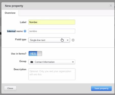 automatizacion seleccion candidatos propiedades