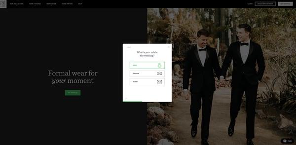personalizacion web TheBlackTux