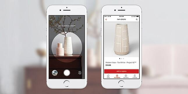 Visual Search Pinterest
