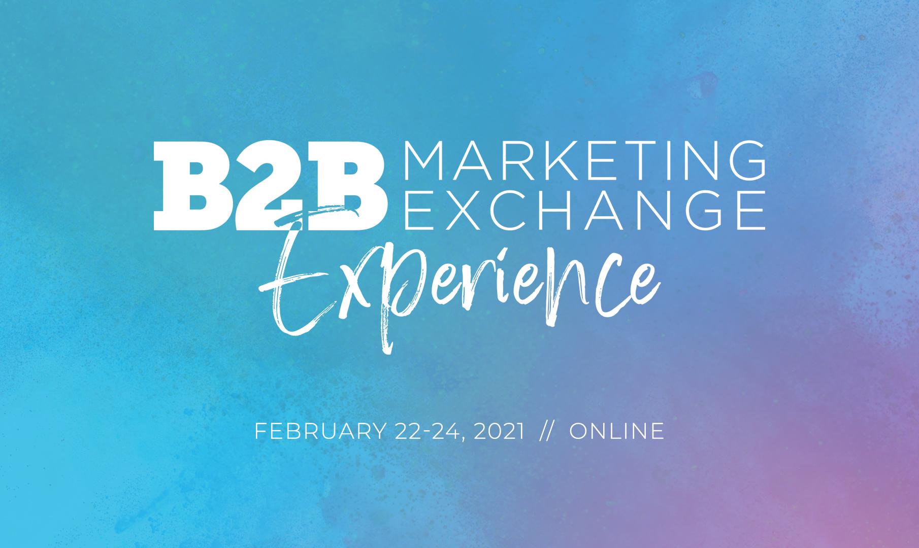 eventos marketing 2021  b2bmxde