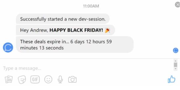 black friday ideas marketing