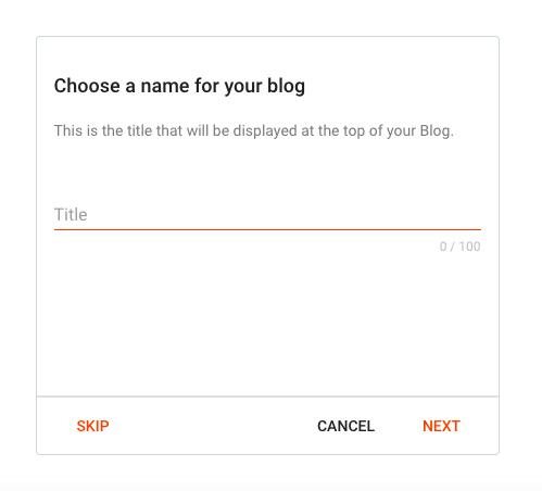 blogger como crear blog