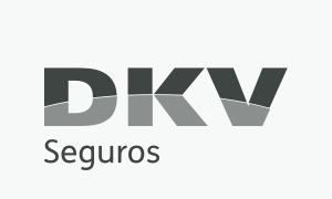 Logotipo de DKV Seguros