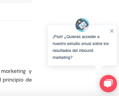 chatbot en español en marketing