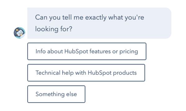 chatflow español HubSpot