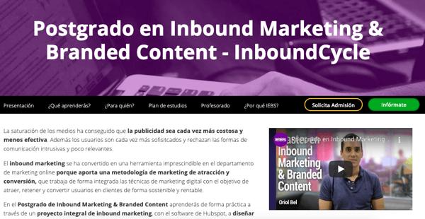 como aprender inbound marketing