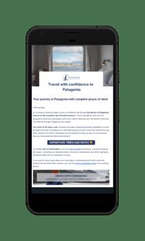 como mejorar ctr email marketing preview mobile