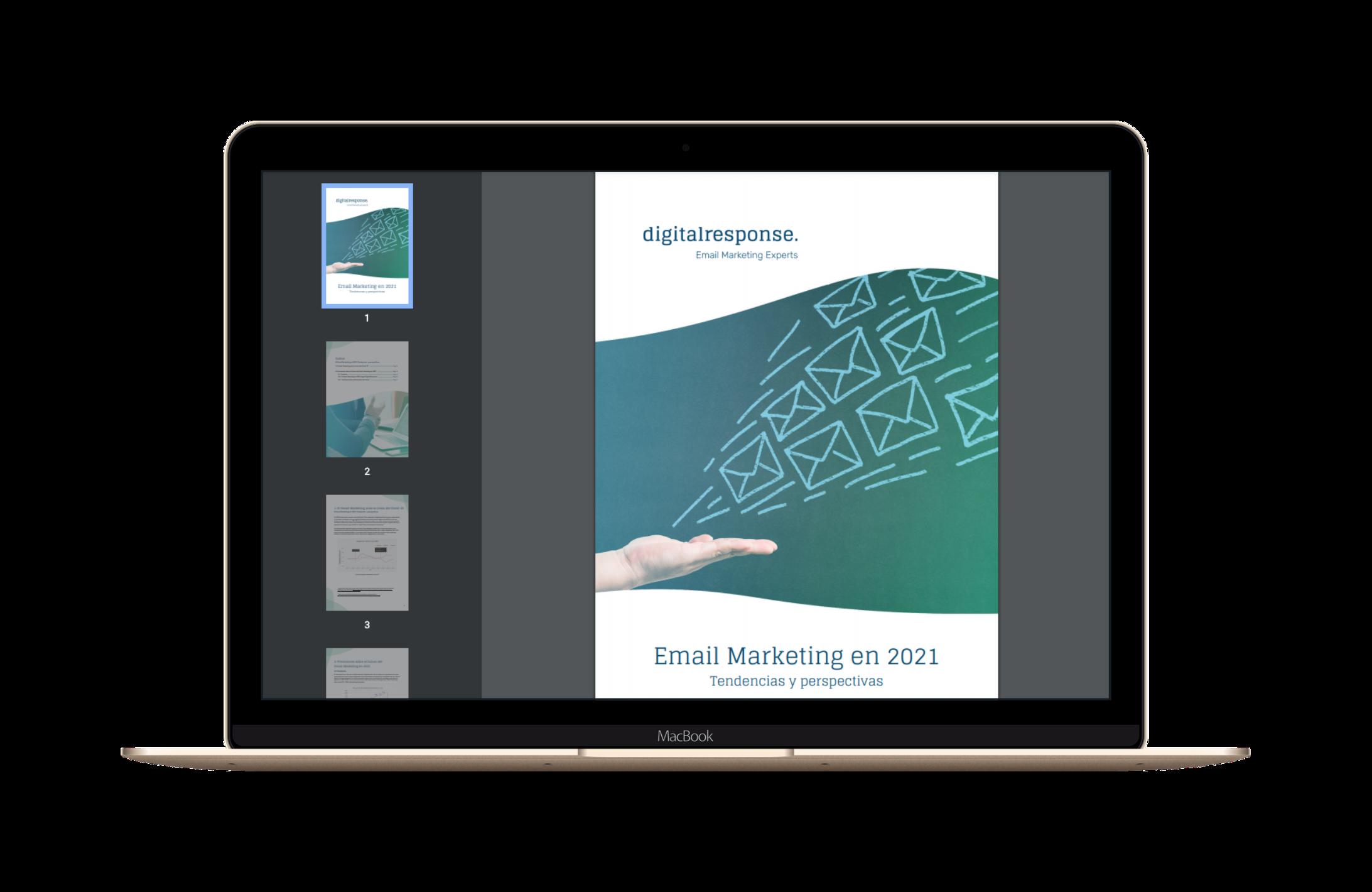 ebook gratis email marketing digital response