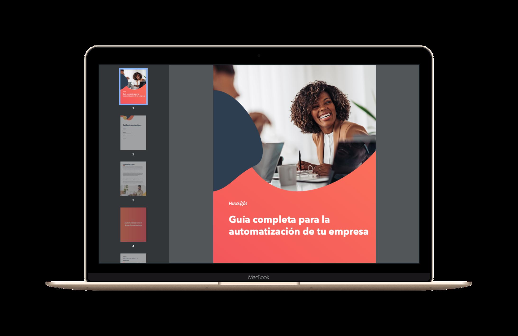 ebook gratis marketing automation hubspot