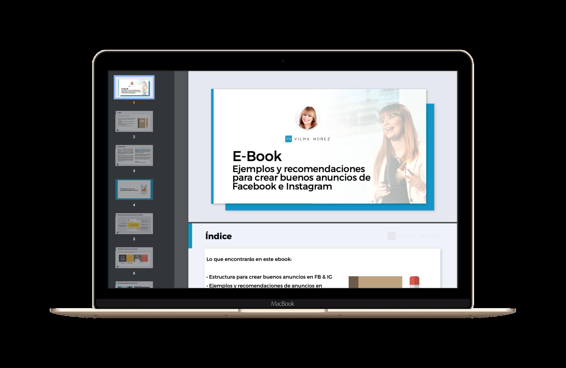 ebook gratis marketing ventas vilma nunez