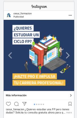 ejemplo publicidad online tradicional post
