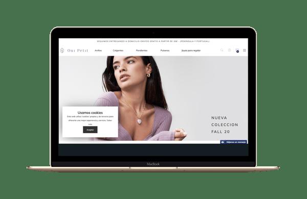 errores crear tienda online diseño