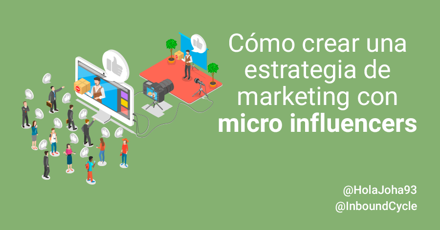 estrategia de marketing con micro influencers