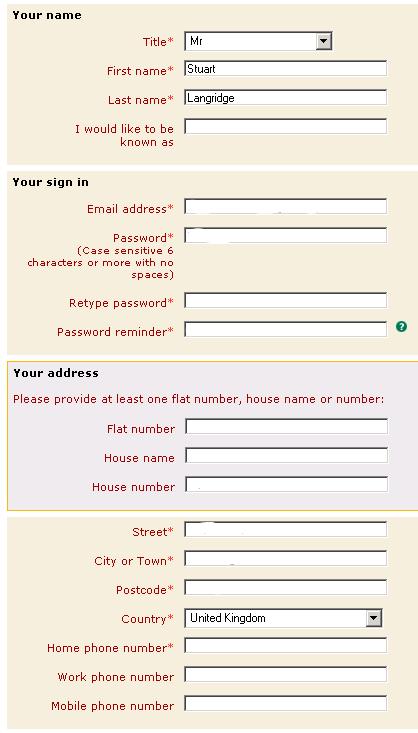 formulario vs chat para empresas