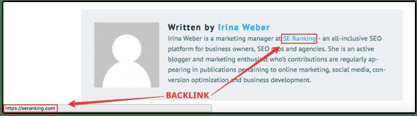 backlinks expansión de enlaces