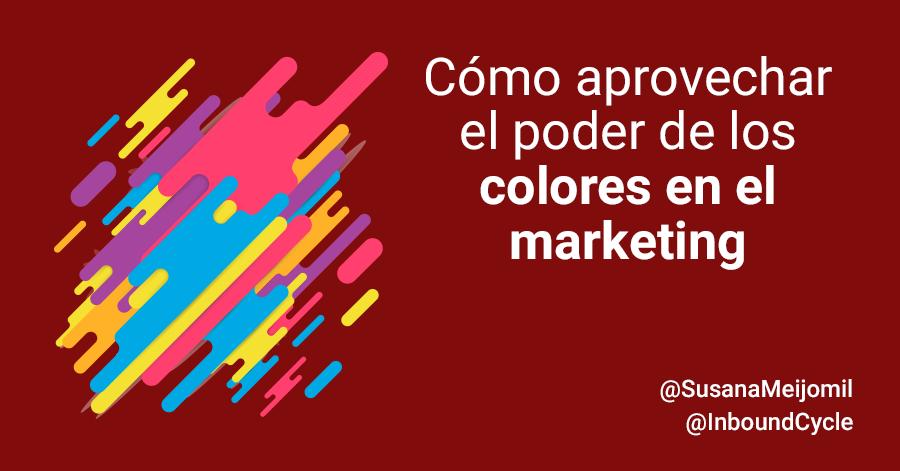 importancia de los colores en el marketing